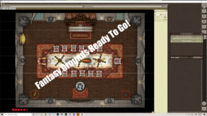 Fantasy Grounds Ready Battle Map