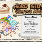 Hero Kids Valentines Day Adventure