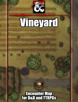 Vineyard TTRPG Battle Map