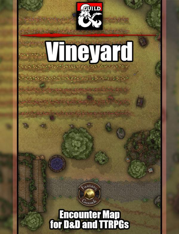 Vineyard TTRPG Battle Map