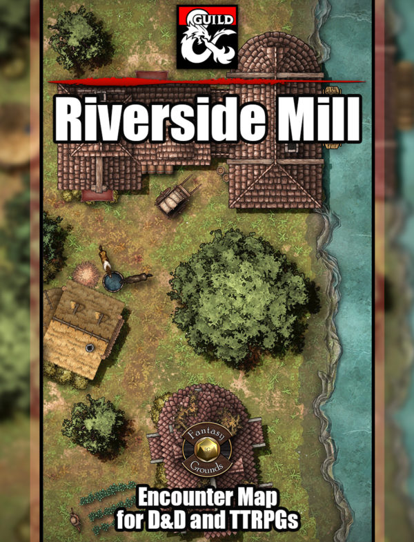 Riverside Mill Battle Map