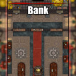 Bank battle encounter map