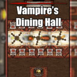 Vampire Dining Hall TTRPG Map