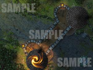 Magic Tower battlemap
