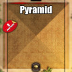 Pyramid battle map for D&D