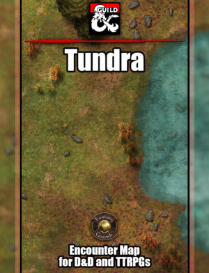 Tundra battle map three pack