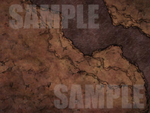 River styx Avernus battle map encounter for D&D